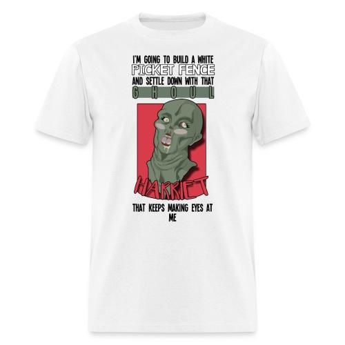 Brotherhood REDACTED - Harriet the Ghoul - Men's T-Shirt