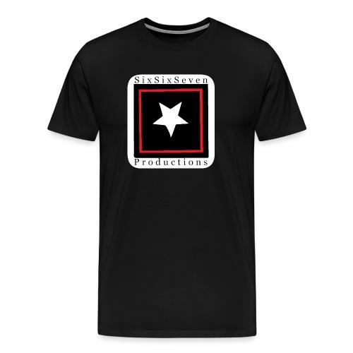 667 Hoodie - Men's Premium T-Shirt