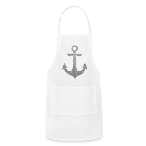 Silver Anchor Tank - Adjustable Apron