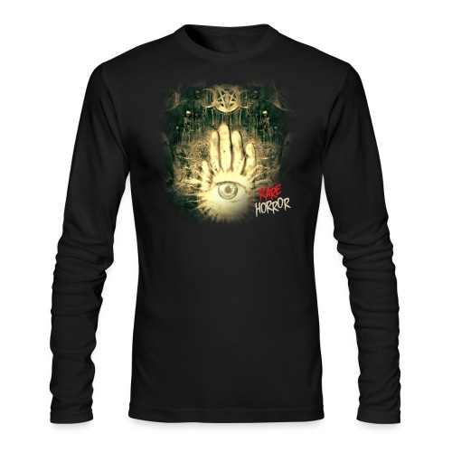 Rare Horror Occult - Men's Long Sleeve T-Shirt by Next Level