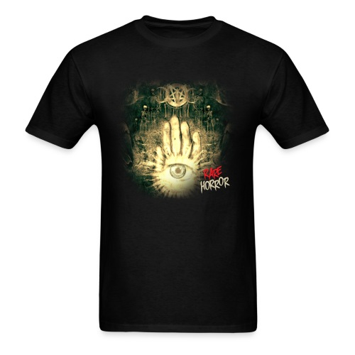 Rare Horror Occult - Men's T-Shirt