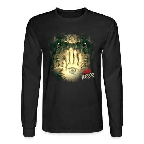 Rare Horror Occult - Men's Long Sleeve T-Shirt