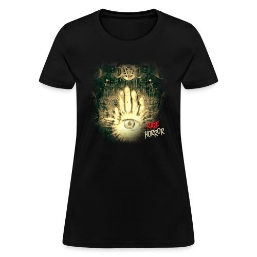 Rare Horror Occult - Women's T-Shirt