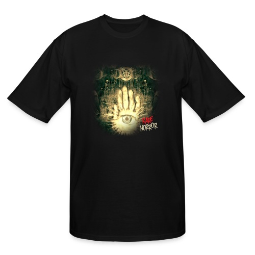 Rare Horror Occult - Men's Tall T-Shirt