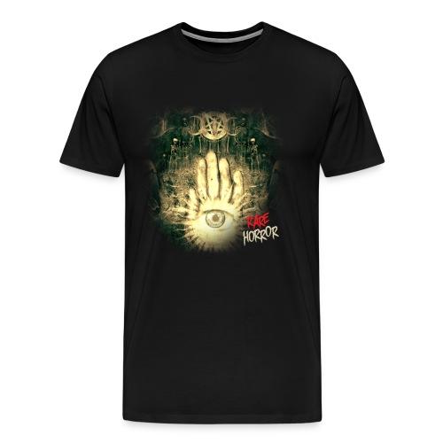 Rare Horror Occult - Men's Premium T-Shirt