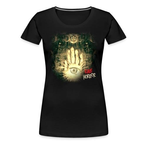 Rare Horror Occult - Women's Premium T-Shirt