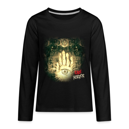 Rare Horror Occult - Kids' Premium Long Sleeve T-Shirt