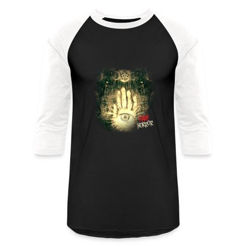 Rare Horror Occult - Baseball T-Shirt