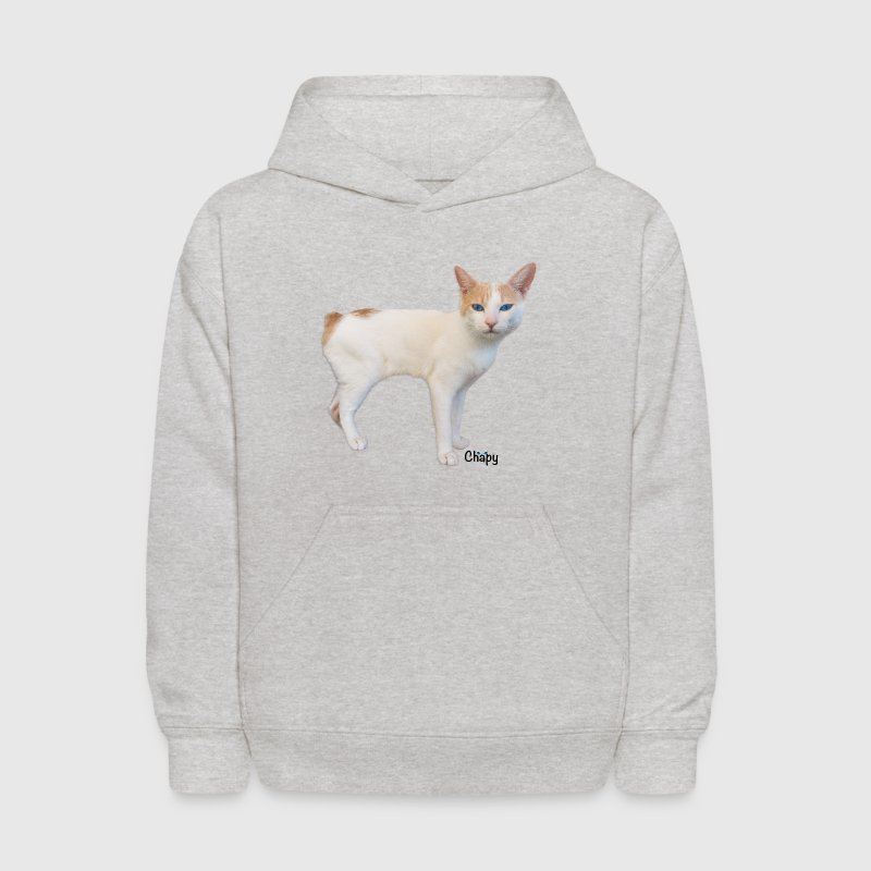 Kids' Hoodie with Full Body Design by Chapy - Kids' Hoodie