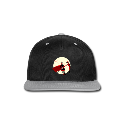 RWBY - Ruby Rose - Snap-back Baseball Cap