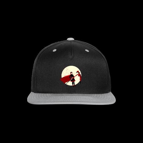 RWBY - Ruby Rose - Snap-back Baseball Cap