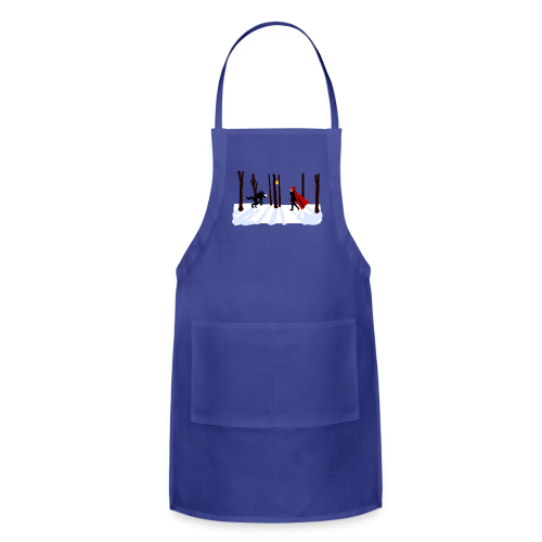 RWBY - Ruby Rose vs Beowulf - Adjustable Apron
