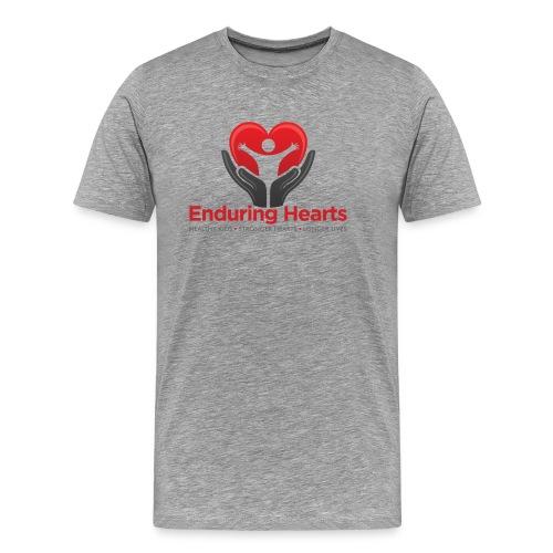 Men's tshirt with text - Men's Premium T-Shirt