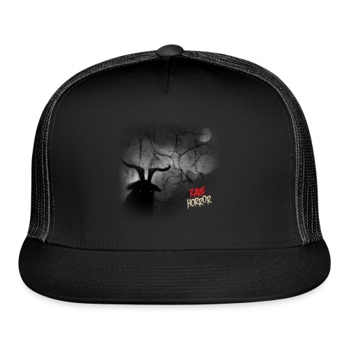 Rare Horror Black Metal - Trucker Cap