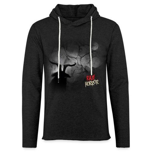 Rare Horror Black Metal - Unisex Lightweight Terry Hoodie