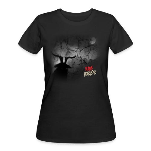 Rare Horror Black Metal - Women's 50/50 T-Shirt