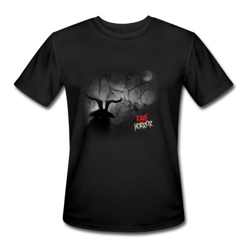 Rare Horror Black Metal - Men's Moisture Wicking Performance T-Shirt