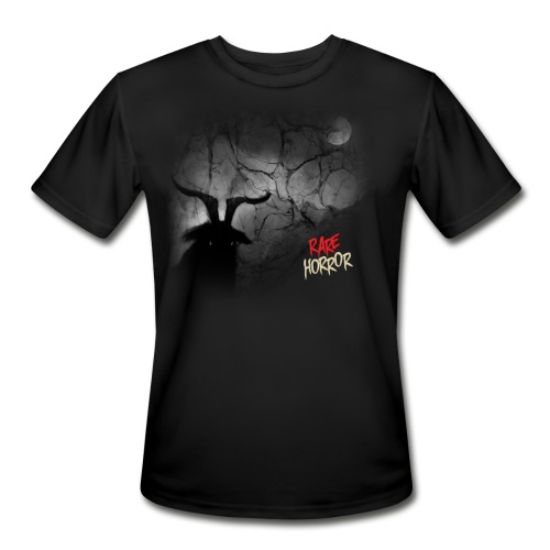 Rare Horror Black Metal - Men's Moisture Wicking Performance T-Shirt