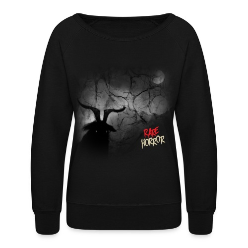Rare Horror Black Metal - Women's Crewneck Sweatshirt