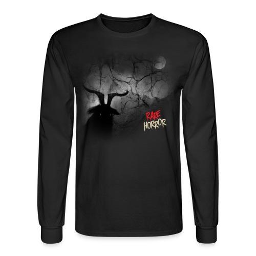 Rare Horror Black Metal - Men's Long Sleeve T-Shirt