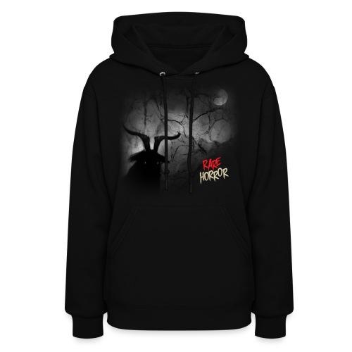 Rare Horror Black Metal - Women's Hoodie
