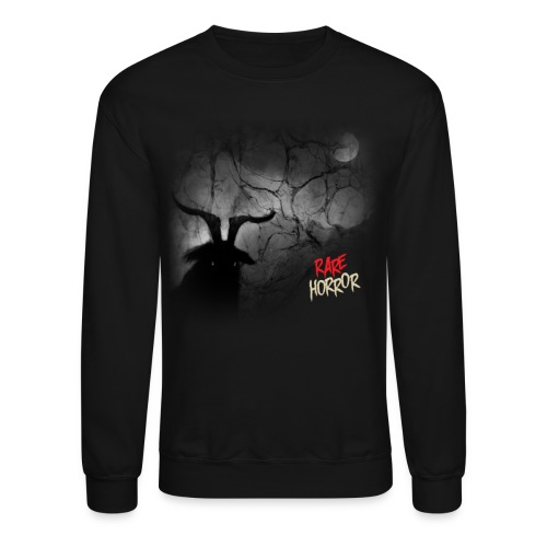 Rare Horror Black Metal - Crewneck Sweatshirt