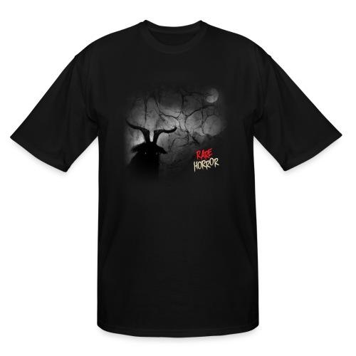 Rare Horror Black Metal - Men's Tall T-Shirt