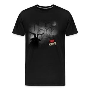 Rare Horror Black Metal - Men's Premium T-Shirt