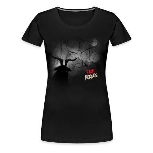 Rare Horror Black Metal - Women's Premium T-Shirt