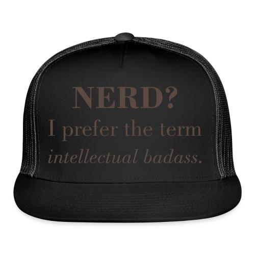 Nerd? - Trucker Cap