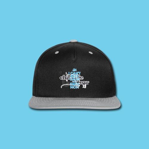 I Can't Keep Calm- Unisex Sweatshirt - Snap-back Baseball Cap