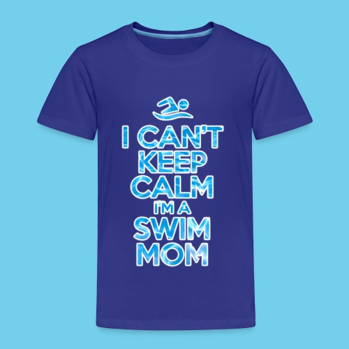 Can't keep calm I'm a Swim Mom