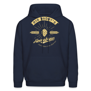 Big Daddy's Homebrew - Men's Hoodie