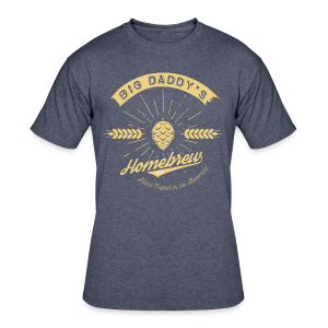 Big Daddy's Homebrew - Men's 50/50 T-Shirt