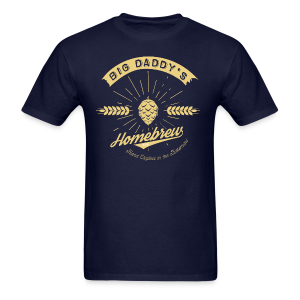 Big Daddy's Homebrew - Men's T-Shirt