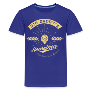 Big Daddy's Homebrew - Kids' Premium T-Shirt
