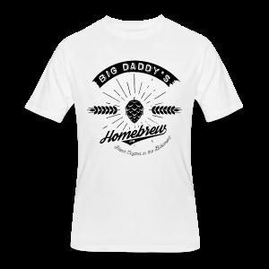 Big Daddy's Homebrew - Men's 50/50 T-Shirt
