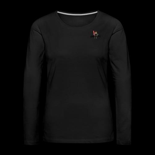 Cajun's Boss Womens Official Shirt - Women's Premium Long Sleeve T-Shirt