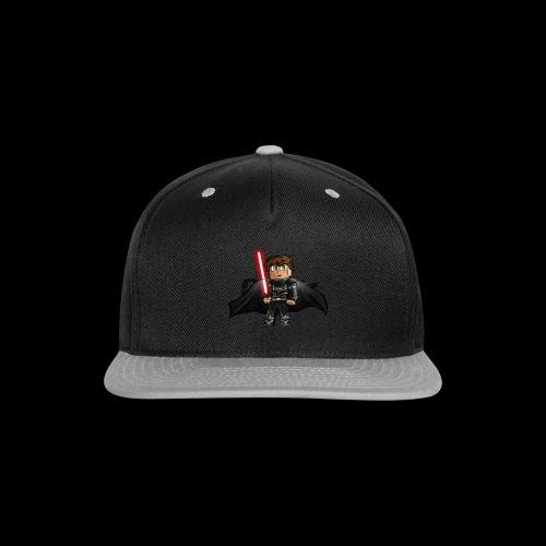 Cajun Slash Women's Official Shirt - Snap-back Baseball Cap