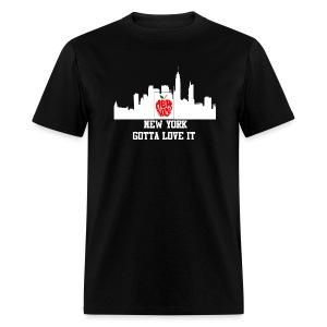 NYC hoodie - Men's T-Shirt