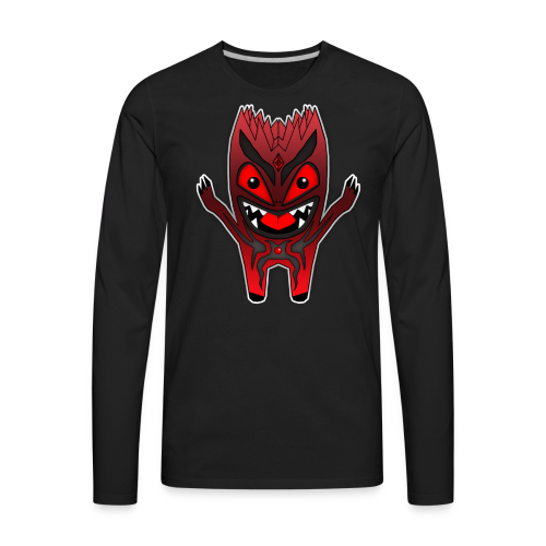 HellFreak - Men's Premium Long Sleeve T-Shirt