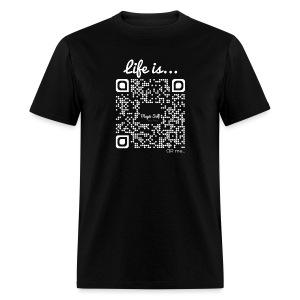 Magic Self - Men's Collection Life is... - Men's T-Shirt
