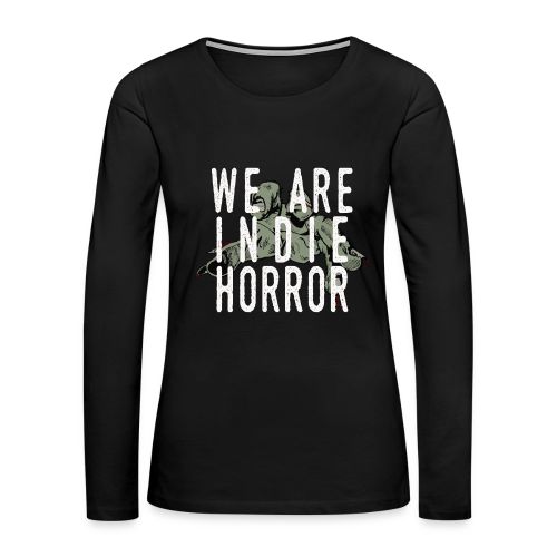 2016 Logo - Women's Tee - Women's Premium Long Sleeve T-Shirt