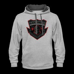 Black Knights - Contrast Hoodie