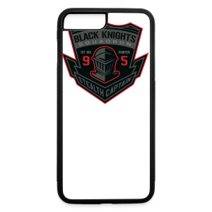 Black Knights - iPhone 7 Plus Rubber Case