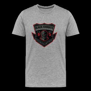 Black Knights - Men's Premium T-Shirt