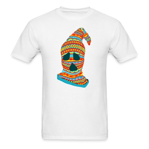 Ghost Face Ski Mask - Men's T-Shirt
