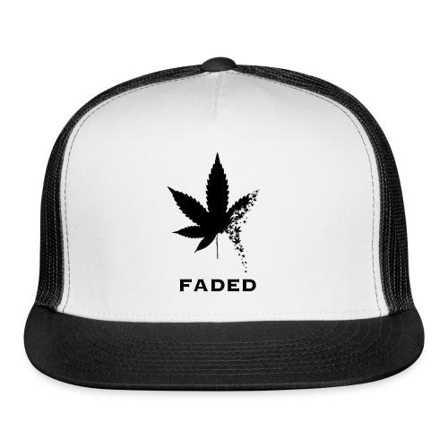 Faded - Trucker Cap
