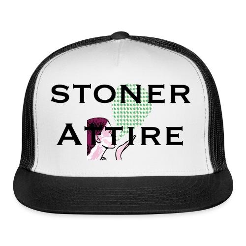 Blowing Smoke - Trucker Cap