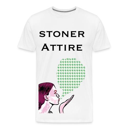 Blowing Smoke - Men's Premium T-Shirt
